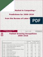 JobPredictions2006 2016