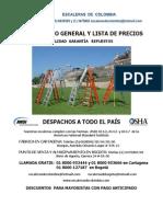 Web Escaleras Colombia 2011