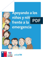 Cartilla Emergencia Abril 20141 Chile Crece Contigo