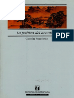 Soublette Gaston - La Poetica Del Acontecer