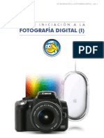 Kit de iniciación a la fotografía digital