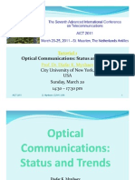 AICT 2011 Tutorial Optical