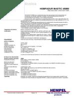 HEMPADUR MASTIC 45880 (Autoimprimante) - Ficha Tecnica