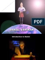 01 Introduction to Daniel