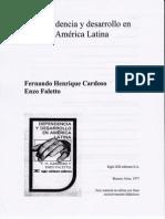 Cardoso y Faletto. 1979. Capítulo 1.pdf