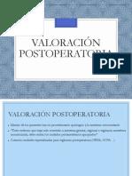 Valoración postquirúrgica (1)