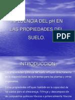 Influencia Del Ph en Las Propiedades Del Suelo Final