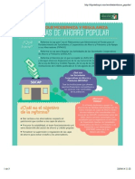 28-04-14 Reforma que moderniza y regulariza las cajas de ahorro popular