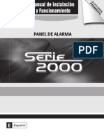 Manual Central S2000