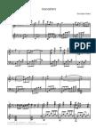 Gundam Seed - Kanashimi (Piano Sheets)