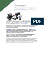 75148861 Definicion de Recursos Tecnologicos