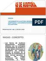 Normas Internacional de Auditoria