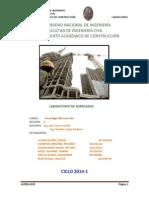 Laboratorio N_ 1 - Tecnologia Del Concreto
