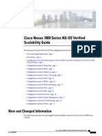 b Cisco Nexus 7000 Series NX-OS Verified Scalability Guide