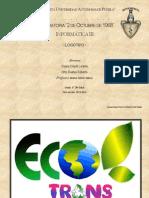 Logotipo ecotrans