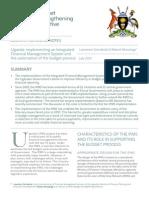 Uganda Implementing an IFMS