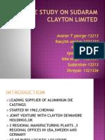 Sundaram Clayton