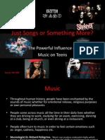 English Topic Music Presentation
