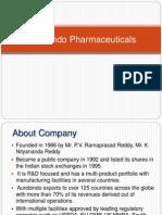 Aurobindo Pharmaceuticals