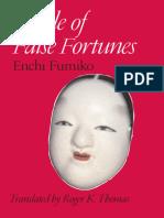 A Tale of False Fortunes - Fumiko Enchi.epub