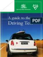 Guide to Driving Test