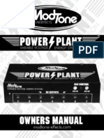 Power Plant Manual 1