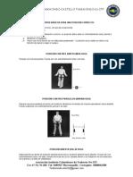 39285019 Teoria Posiciones de Taekwondo ITF