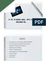 5D Optical Recording
