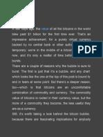 Felix Salmon a Well Written Article on Bitcoin