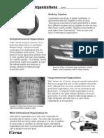 international organizations reading