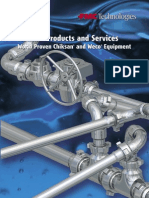 FMC Flowline Products and Services Catalog