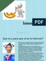 Trabajo 3- Internet