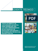 Expediente Tecnico Version Final Docentes