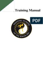 180686899 Studentmanual PDF