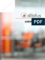 DRofus User-guide Version 1.6