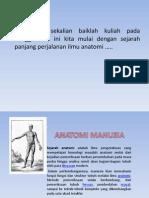 Sejarah Anatomi Manusia