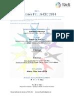 Reglamento Elecciones FEULS 2014