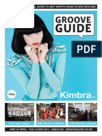 Groove Guide 502