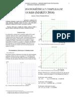 Serie y Trasformada de Fourier