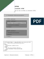Cap 02 Resumen HTML
