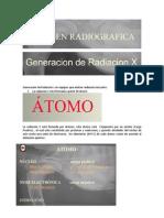 Apunte Clase 2 - Imgen Radiografíca