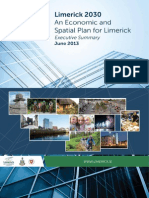 An Economic and Spatial Plan for Limerick-Executive Summary