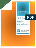 Oil & Gas Report Mozambique