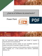 Presentacion Software de Presentacion