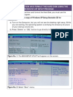 Windows XP Installation with Screenshot