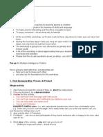 Primary Literature Workshop Notes by Jane D'Cruz