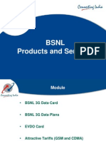 Bsnl Products Us p