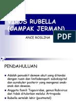 Virus Rubella.ance