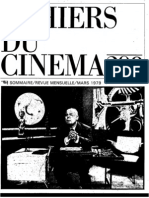 Cahiers Du Cinema 298