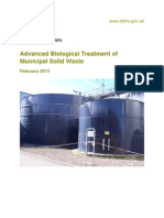 Pb13887 Advanced Biological Treatment Waste